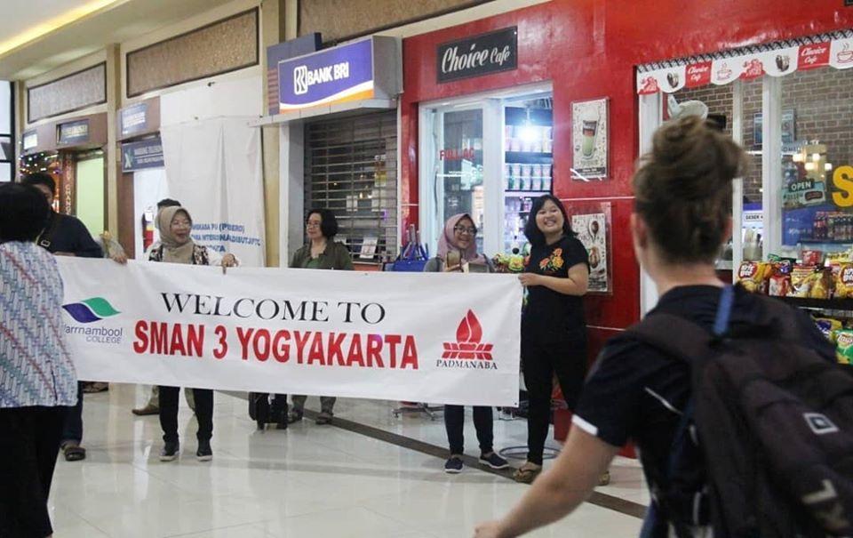 Kegiatan Kemitraan SMA Negeri 3 Yogyakarta