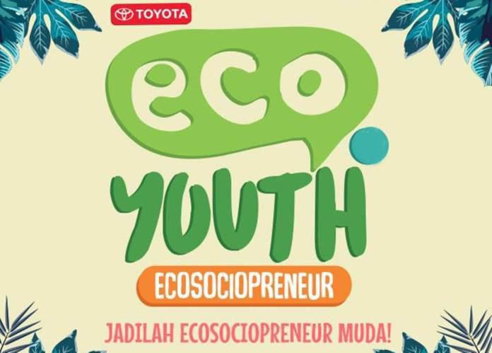 presentasi terbaik tingkat nasional Toyota Eco Youth 2015 tahun 2015