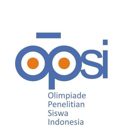 Medali Emas Tingkat Nasional OPSI (Olimpiade Penelitian Siswa Indonesia) 2014