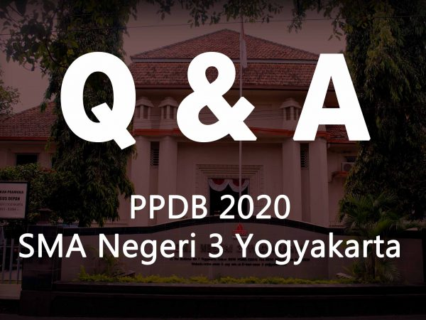 QUESTION AND ANSWER (Q&A) PPDB 2020