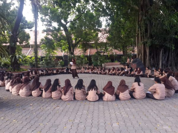 Scout For Fun (Pendidikan Kepramukaan)