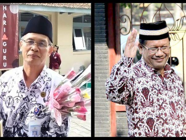 Pelepasan Purna Tugas Bapak Drs. Maman Surakhman, M.Pd.I. dan Drs. Agus Santosa