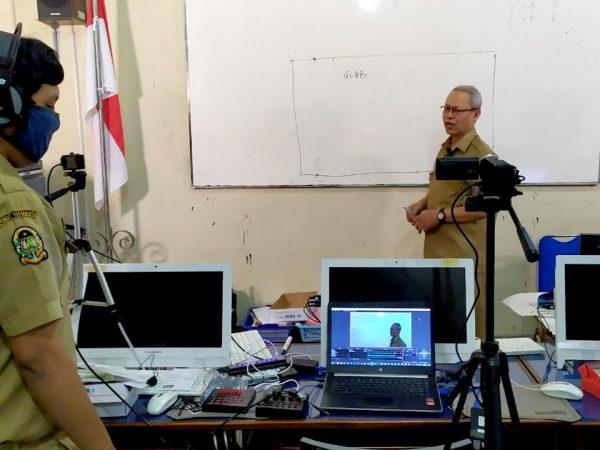 SMAN 3 Yogyakarta Hadirkan Studio Mini Swalayan untuk Mendukung Kegiatan Pembelajaran Jarak Jauh
