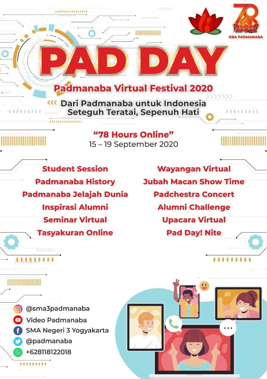 Pad Day - Padmanaba Virtual Festival 2020