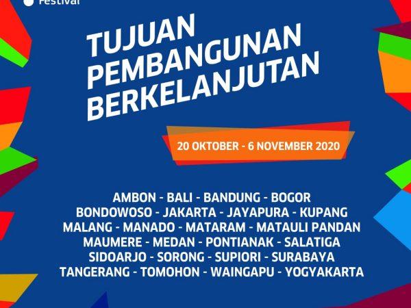 Science Film Festival 2020 akan Digelar pada 22-23 Oktober di SMA Negeri 3 Yogyakarta